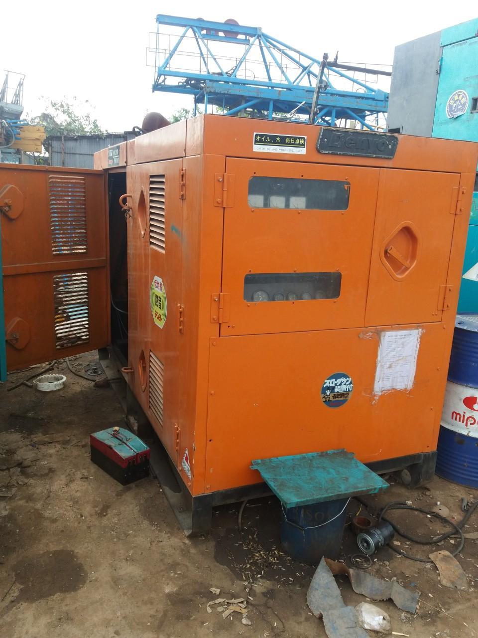 Mua bán cho thuê máy phát điện cũ